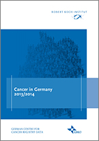 Cancer in Germany 2013/ 2014